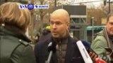 VOA60 Duniya: An Kai Samame Akan Wasu Bankunan Doche Dayawa A Birnin Frankfurt Dake Jamus