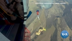 Parachuting Into Wildfire: What It's Like to Be a Smokejumper