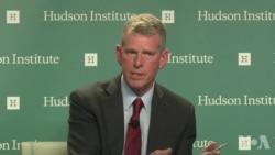 克拉克谈美军在南中国海运作原声视频