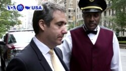VOA60 America - Jury Convicts Ex-Trump Campaign Chair, Ex-Trump Lawyer Pleads Guilty