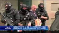Serbia: Do te hakmerremi nese Franca nuk dorezon Haradinajn