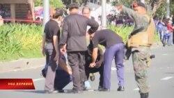 Philippines phát hiện bom gần đại sứ quán Mỹ
