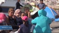 Batı Avrupa'da Mülteci Dramı