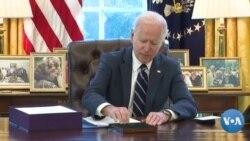 USA:Joe Biden Ka Laseliw Covid Sankelin Ameriki Kono