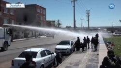 Diyarbakır'da Cenaze Gerilimi
