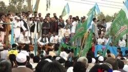 巴基斯坦宗教政党争取大选选票