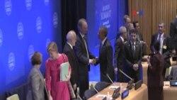Detrás de cámaras en la ONU