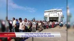 Cử tri lo lắng về tình trạng lao động Trung Quốc lấy vợ Việt