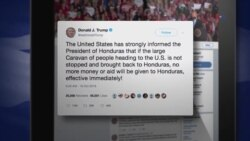 Trump amenaza con retirar toda ayuda a Honduras