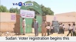 VOA60 Afirka: Zaben a Sudan, Oktoba 30, 2014
