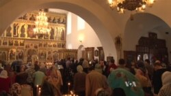 Russian Orthodox Americans Support Church Tradition Not Politics