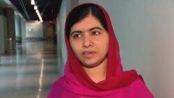 گفتگوی صدای آمریکا با ملاله یوسف زی درباره حقوق زنان