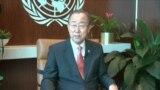 Ban Ki Moon, Former U.N. Secretary General