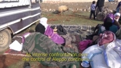 How Aleppo Rebels Plan to Withstand Assad's Siege