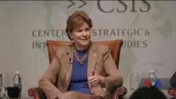 Сенатор Шагін підтвердила непохитну підтримку Вашингтоном України та Грузії. Відео