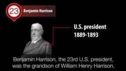 America's Presidents - Benjamin Harrison