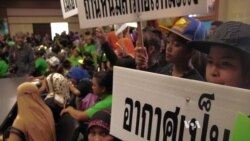 In Picturesque Thailand, Coal Plant Draws Protests