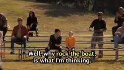 'Rock the Boat' ...영화 '500일의 섬머' 중에서