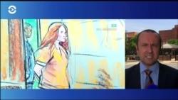 Мария Бутина дала первое интервью американским СМИ