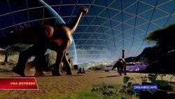 Du lịch trong thực tế ảo tại Hollywood