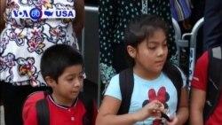 VOA60 America - US Government Faces Thursday Deadline to Reunite Migrant Families