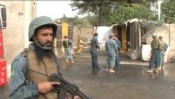 阿富汗自殺炸彈攻擊二死五傷