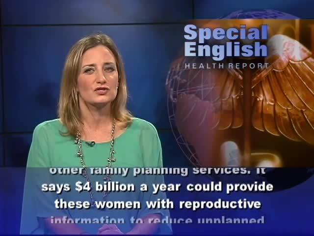 Anh ngữ đặc biệt: UN Family Planning (VOA)
