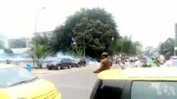Police epanzi botelemeli ntoma ya Rwanda na Kinshasa