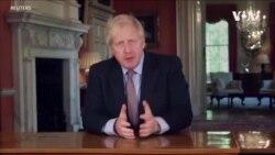 英國有限度地修改嚴厲的防疫措施