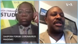 Diaspora Forum: Zimbabweans Speaking About Coronavirus COVID-19