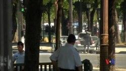 2017-06-20 美國之音視頻新聞: 巴黎警方週一挫敗企圖恐襲 (粵語)