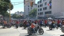 Protestas afectan rutina de jóvenes venezolanos