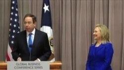 克林顿强调旅游业重要性,台湾获美免签待遇