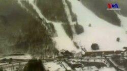 Kayak Merkezinde Yanardağ Patladı