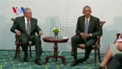 Cuba Diplomacy Opens With US But Sanctions Remain