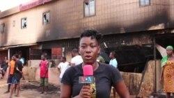 Le siège d'un parti d'opposition incendié à Lomé (vidéo)
