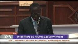 Investiture du gouvernement Tshisekedi