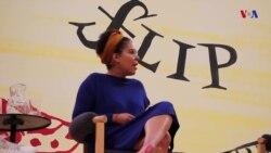 Angolana Djaimilia escreve para dar sentido à vida