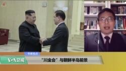 """专家视点(马海兵):""""川金会""""与朝鲜半岛前景"""