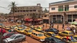Colère des habitants face au délabrement des routes à Yaoundé (vidéo)
