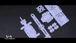 Мир через бумажный микроскоп
