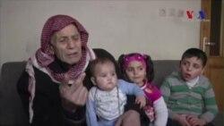 IŞİD'den Kaçan Suriyeliler'in Yaşam Mücadelesi