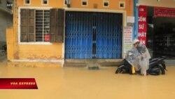 Truyền hình VOA 20/10/20: Lũ lụt Việt Nam: Đại sứ quán Mỹ chia buồn, viện trợ trăm ngàn đô