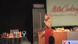 نمایشگاه آشپزی امریکایی در واشنگتن برگزار شد