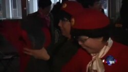 中国广场舞将有统一动作
