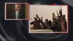 'NATO IŞİD'le Mücadeleyi Destekliyor'