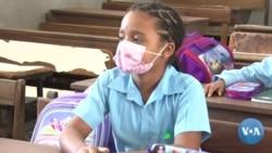 Moçambique regressa às aulas presenciais