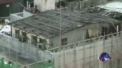繁华背后的辛酸:一窥香港楼顶贫民窟