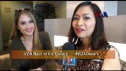 VOA Oscars: Cinta Laura