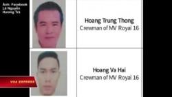 Hai thủy thủ Việt Nam bị chặt đầu ở Philippines